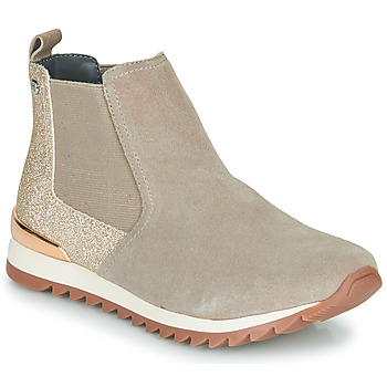 Shoes Girl Hi top trainers Gioseppo LINZ Beige
