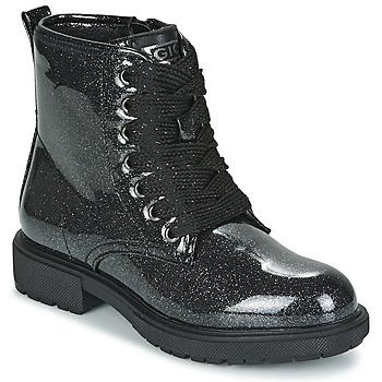 Shoes Girl Mid boots Gioseppo XANTEN Black