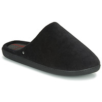 Shoes Men Slippers Isotoner 96876 Black
