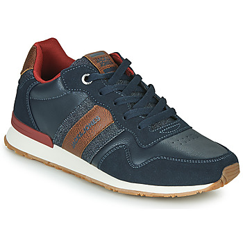 Shoes Men Low top trainers Jack & Jones JFW STELLAR CASUAL Marine