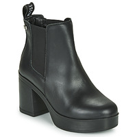 Shoes Women Mid boots Musse & Cloud RONAN Black