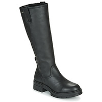 Shoes Women High boots Musse & Cloud GEORGETE Black
