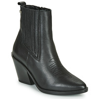 Shoes Women Ankle boots Musse & Cloud BRAD Black