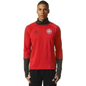 Clothing Men Long sleeved tee-shirts adidas Originals Condivo Dbu Black,Red
