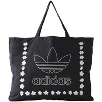 Bags Women Shopping Bags / Baskets adidas Originals Kauwela Beach Bag Black