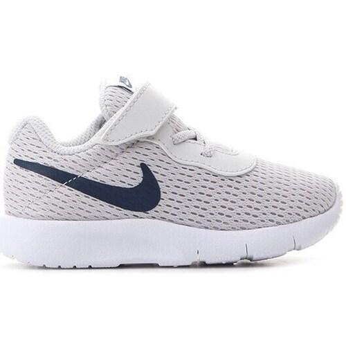 Shoes Children Low top trainers Nike Tanjun Tdv White, Grey