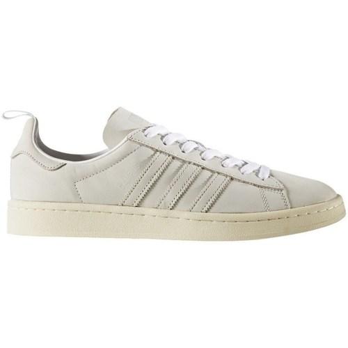 Shoes Women Low top trainers adidas Originals Campus Cream