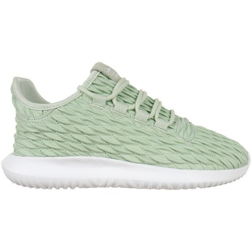 Shoes Women Low top trainers adidas Originals Originals Tubular Shadow Celadon,Green