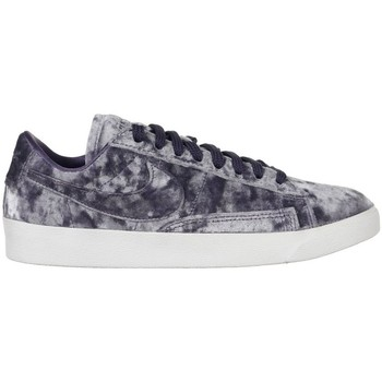 Shoes Women Low top trainers Nike W Blazer Low LX Graphite,Grey