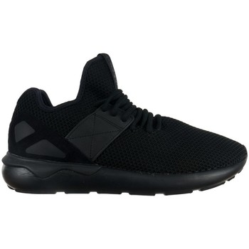 Shoes Men Low top trainers adidas Originals Originals Tubular Runners Strap Black