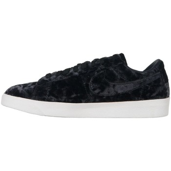 Shoes Women Low top trainers Nike W Blazer Low LX Black