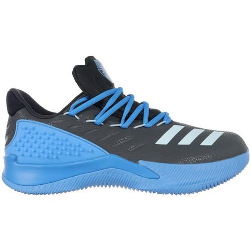 Shoes Men Basketball shoes adidas Originals Ball 365 Low Climaproof Black, Blue