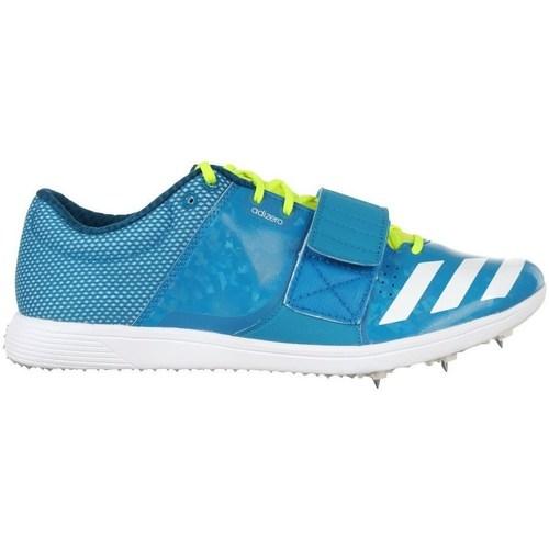 Shoes Men Running shoes adidas Originals Adizero White,Blue