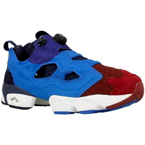 Shoes Women Basketball shoes Reebok Sport Instapump Red,Blue