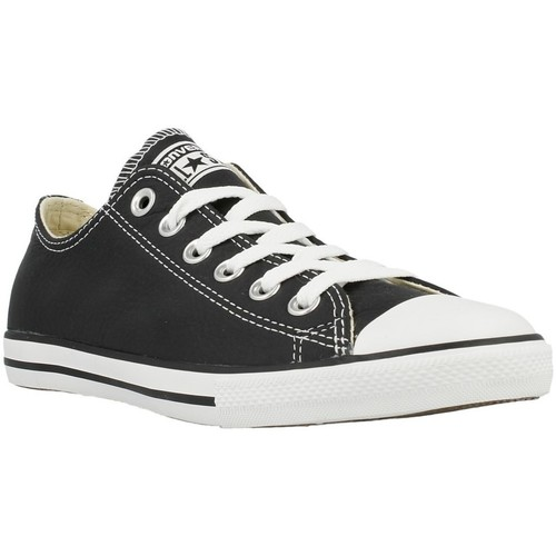 Shoes Low top trainers Converse CT Leather White,Black