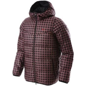 Clothing Men Duffel coats Nike FW12 Burgundy