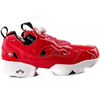 Shoes Women Low top trainers Reebok Sport Instapump Fury OB White,Black,Red