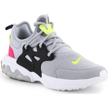 Shoes Women Low top trainers Nike React Presto 9 GS Grey