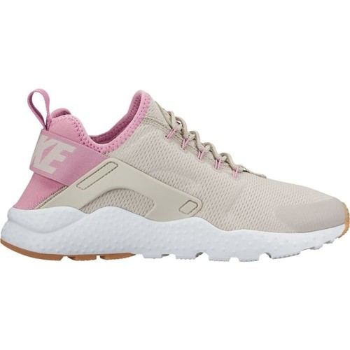Shoes Women Running shoes Nike Air Huarache Run Ultra Beige, Pink