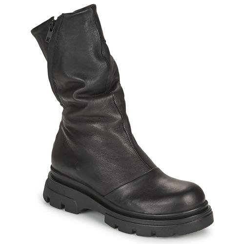 Shoes Women High boots Papucei LUZ Black