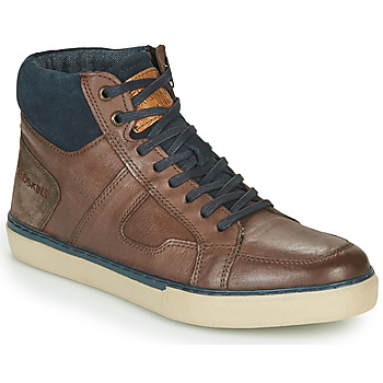 Shoes Men Hi top trainers Redskins CIZAIN Brown