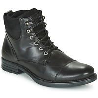 Shoes Men Mid boots Redskins PRICIN Black