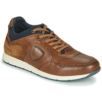 Shoes Men Low top trainers Redskins SARIETTE Cognac