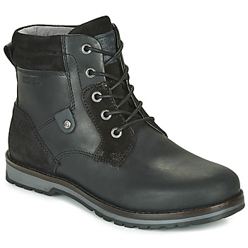 Shoes Boy Mid boots Redskins JEUNOT JUNIOR Black