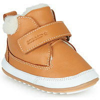 Shoes Children Mid boots Robeez MIKRO SHOW Cognac