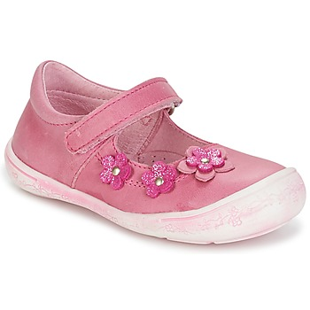 Shoes Girl Flat shoes Citrouille et Compagnie MELINA Fuschia