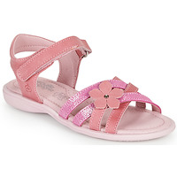 Shoes Girl Sandals Citrouille et Compagnie BELDAF Fuschia
