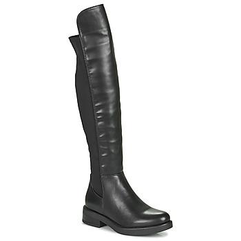 Shoes Women High boots Xti 44395 Black
