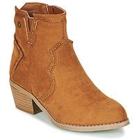 Shoes Women Ankle boots Xti 44614 Camel
