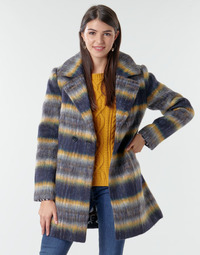 Clothing Women Coats Desigual EINAR Multicolour