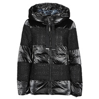 Clothing Women Duffel coats Desigual ALFA Black