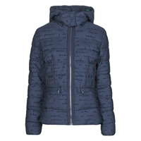 Clothing Women Duffel coats Desigual NATASHA Blue