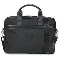 Bags Men Briefcases Hexagona WORKER Black