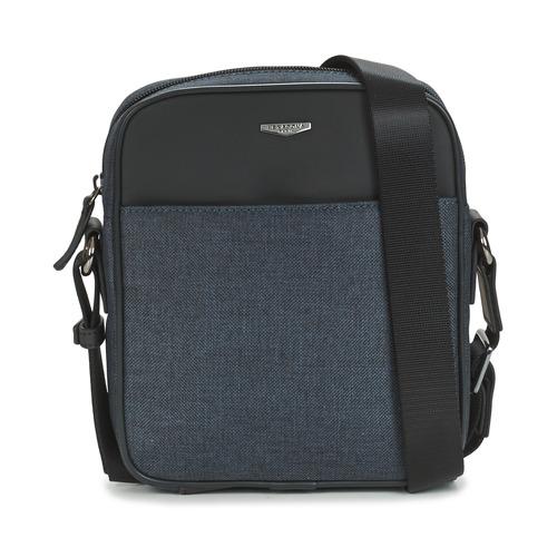 Bags Men Pouches / Clutches Hexagona MERCURE Blue