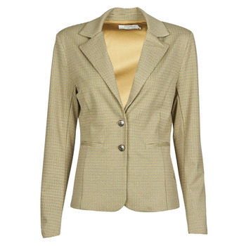 Clothing Women Jackets / Blazers Cream ANETT BLAZER Beige