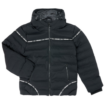 Clothing Boy Duffel coats Deeluxe HOLYSON Black