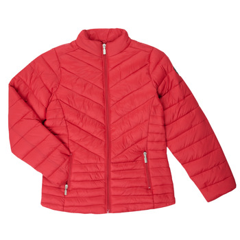 Clothing Girl Duffel coats Deeluxe PRISCA Red