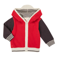 Clothing Boy Jackets / Cardigans Catimini CR18000-38 Multicolour