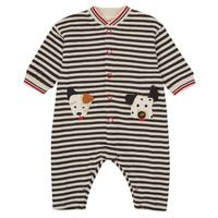 Clothing Boy Jumpsuits / Dungarees Catimini CR32010-29 Multicolour