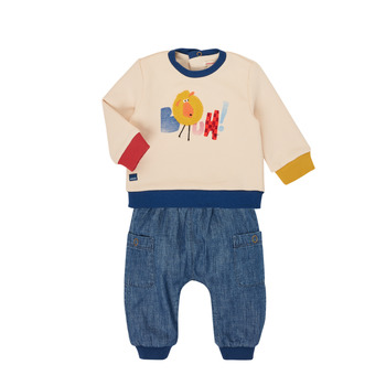 Clothing Boy Sets & Outfits Catimini CR36050-46 Multicolour