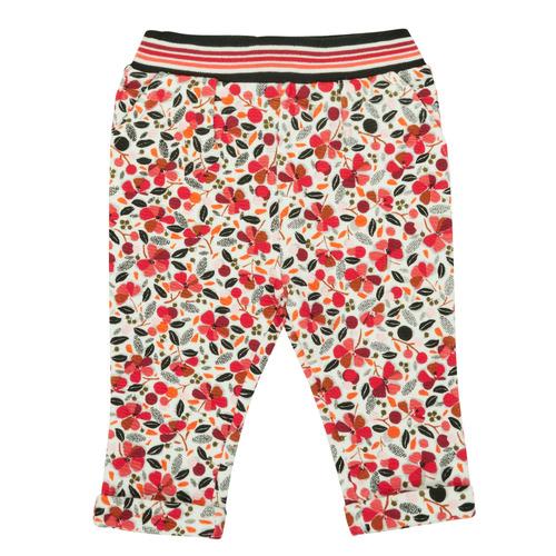 Clothing Girl Leggings Catimini CR23003-19 Multicolour