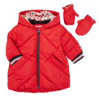 Clothing Girl Duffel coats Catimini CR42013-38 Red