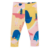 Clothing Girl Leggings Catimini CR24053-72 Multicolour