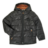 Clothing Boy Duffel coats Catimini CR41034-02-C Black