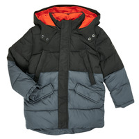 Clothing Boy Parkas Catimini CR42034-02-C Multicolour