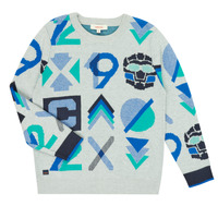 Clothing Boy Jumpers Catimini CR18034-23-C Multicolour